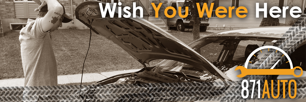 Contest – 871Auto Wish You Were Here