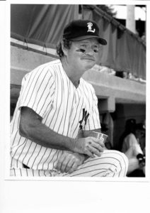 London Majors' player (1967-2000), manager and owner, Arden Eddie. PHOTO: Courtesy of Arden Eddie.