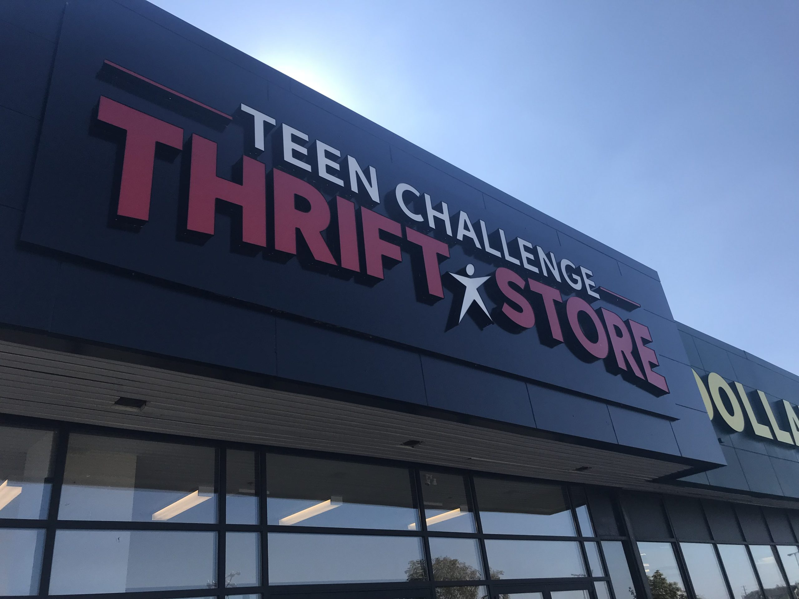 Teen Challenge opens their first Thrift Store in Canada