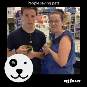 Photo by David Dresser, PetSmart Store Leader