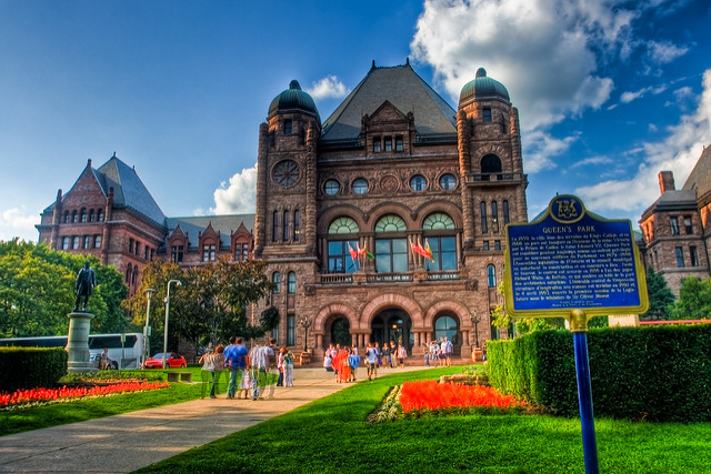 Ontario Government Looks to Protect Individuals Involved in Abortion Services