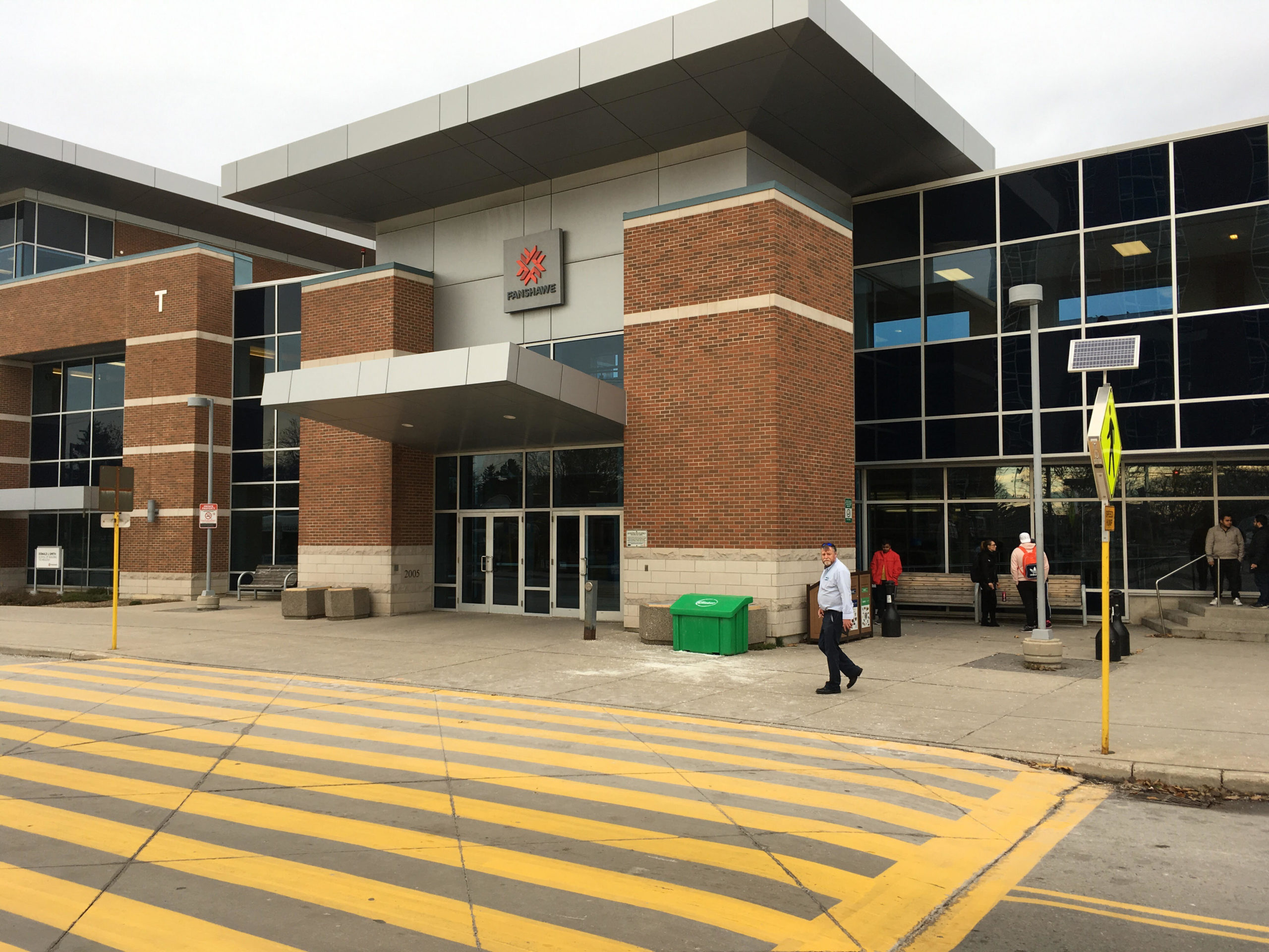 Fanshawe students concerned as they return to class following a five-week strike