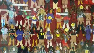 MMIW, indigenous, education, faceless dolls, REDress project