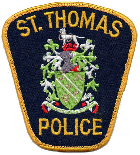 St. Thomas Police Charge one man following flashing