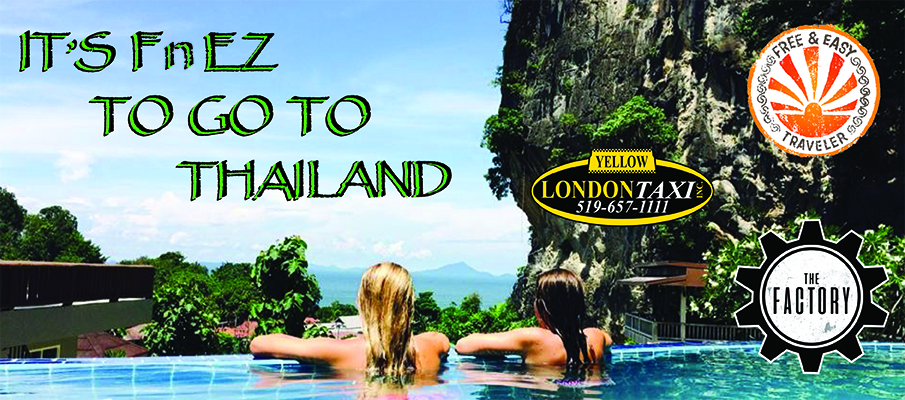 Win a 10-day trip guided tour of Thailand for 1!