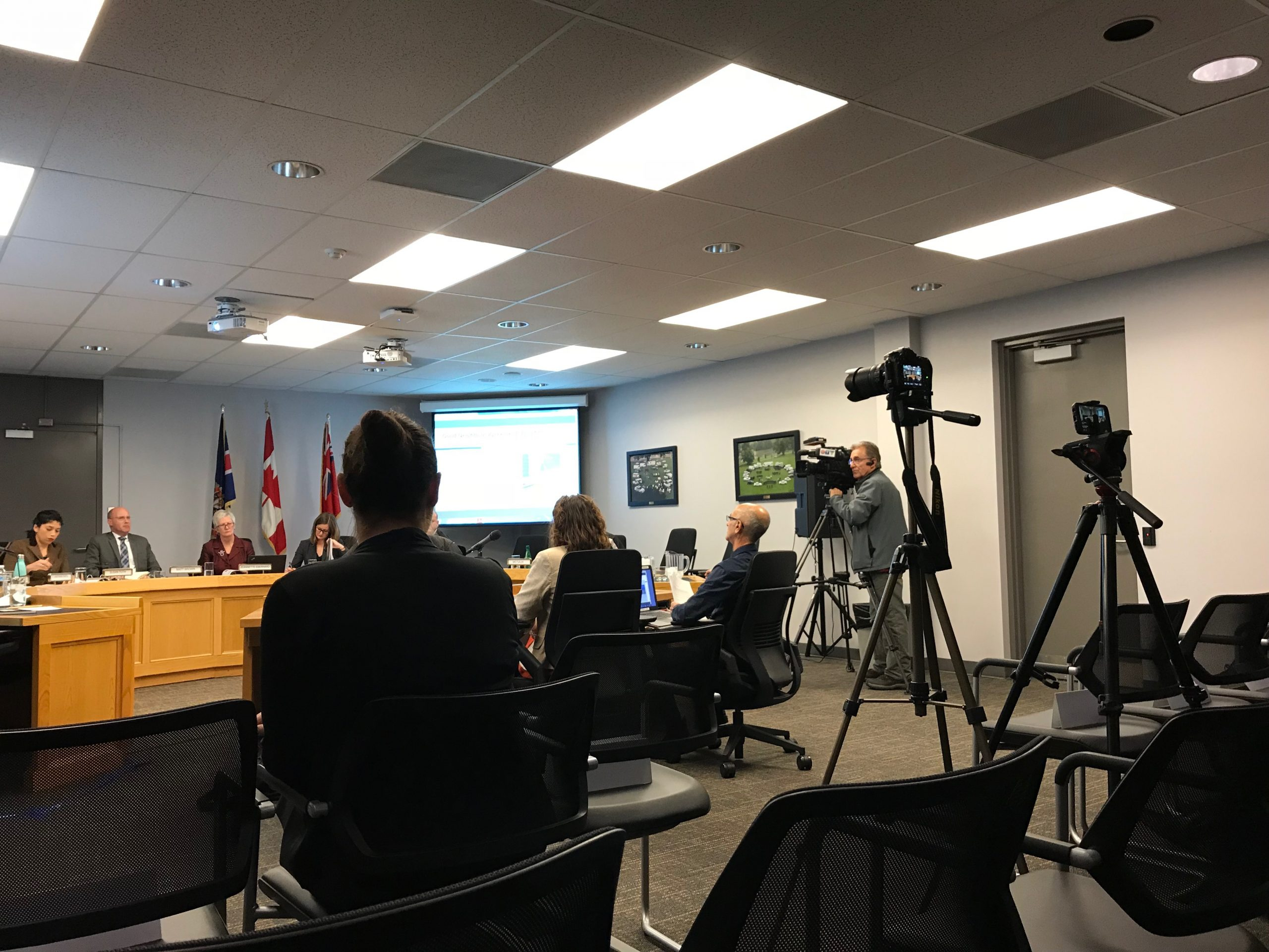 Police board meetings make the move to city hall