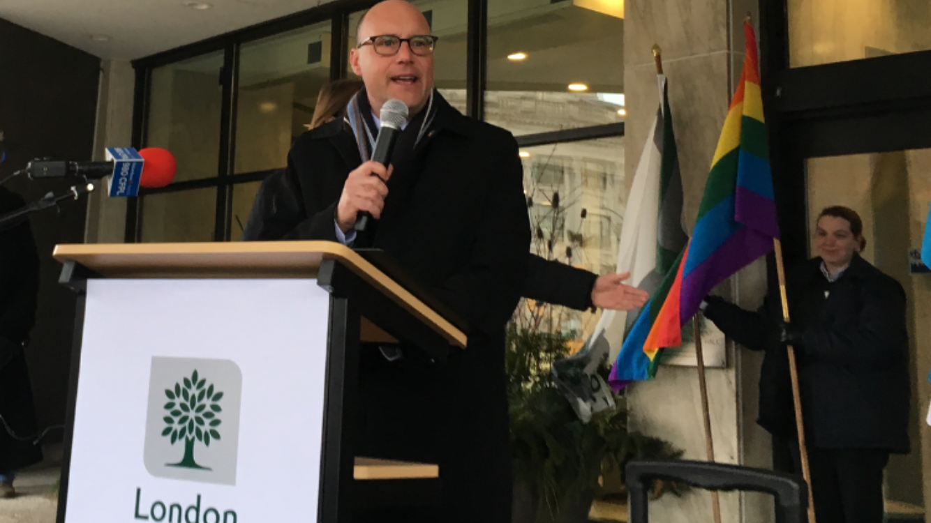 London city council to hear motion to affirm Mayor Brown's LGBTQ2 apology