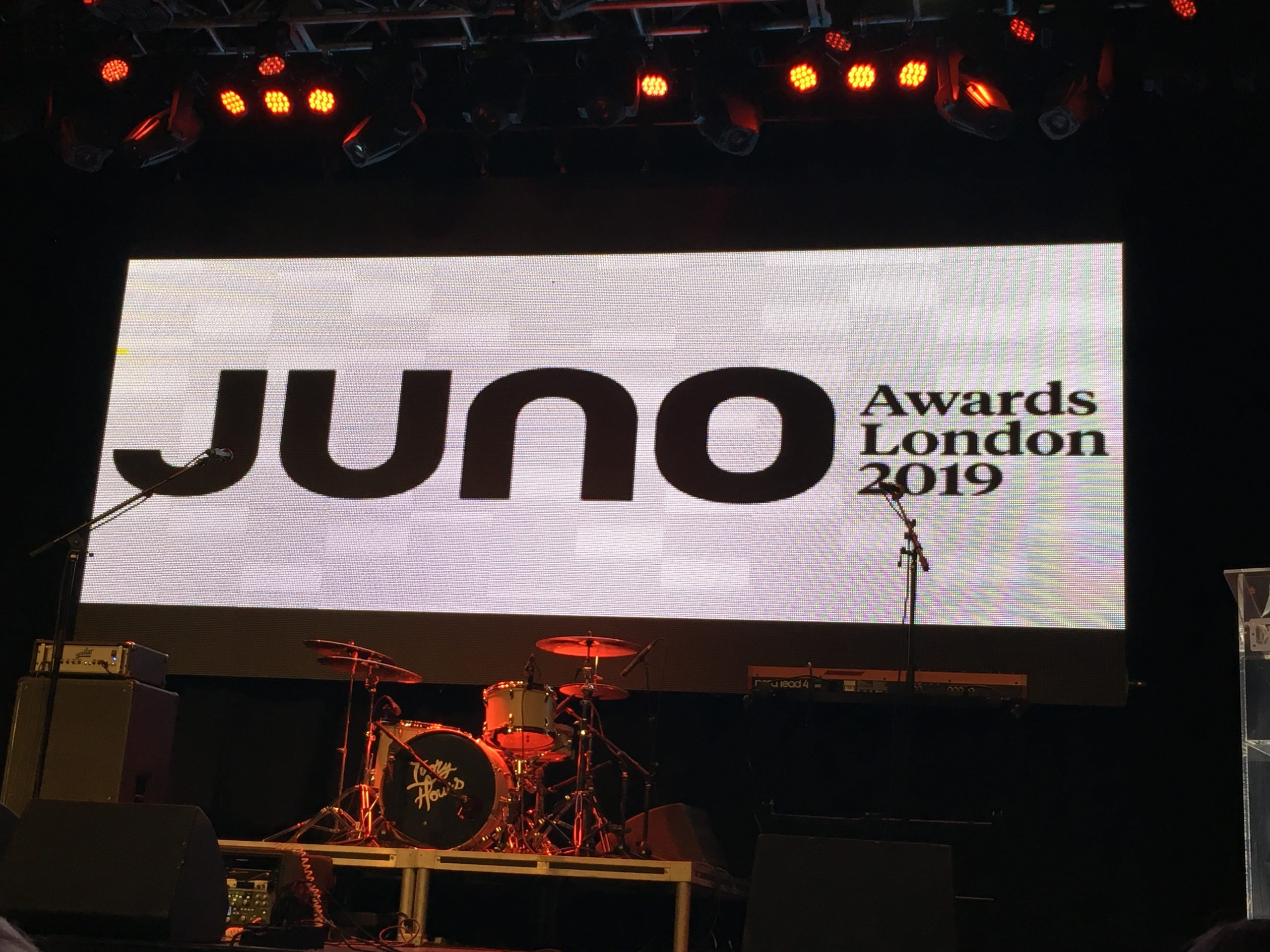 London will host 2019 Juno Awards
