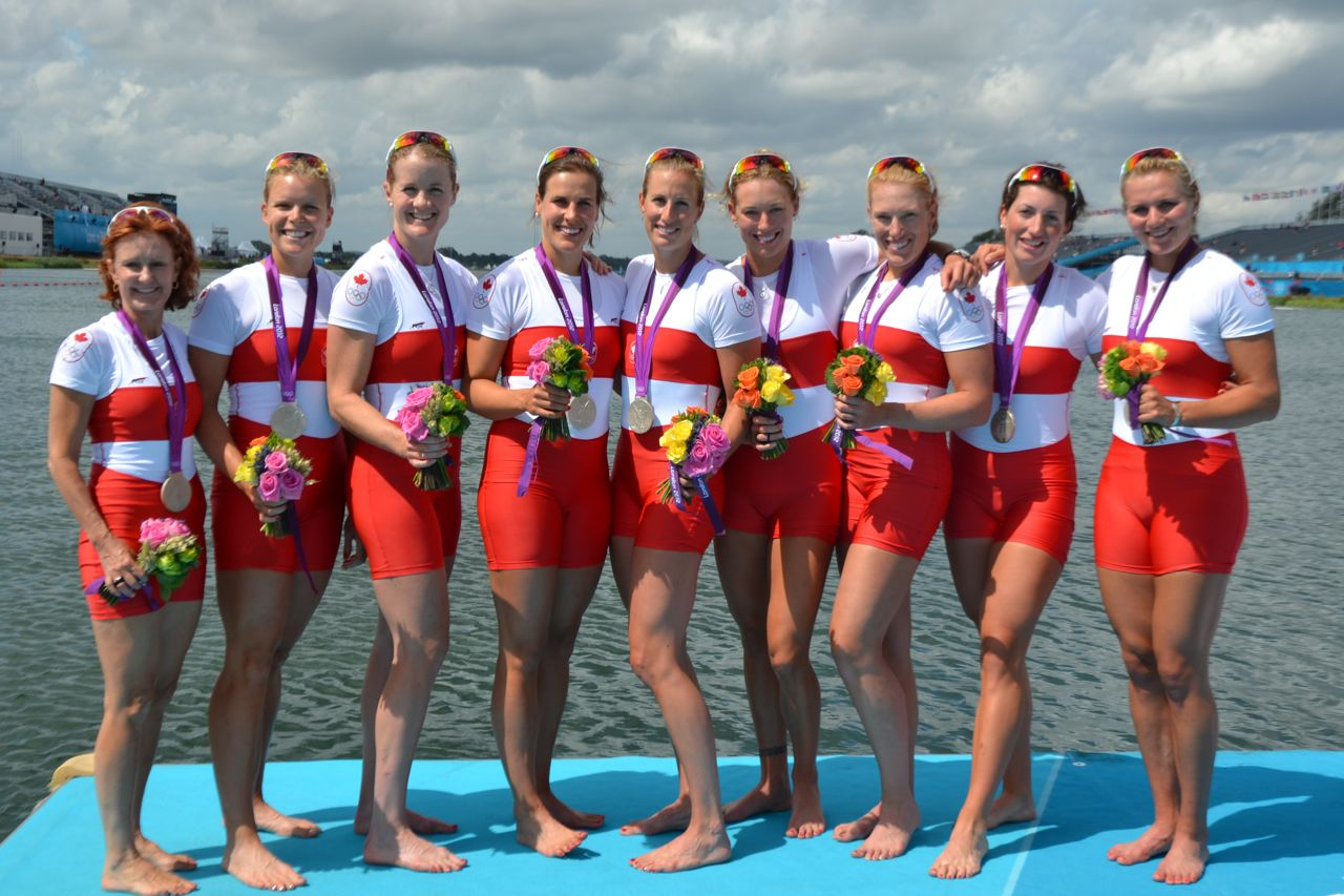 Former Olympian working to keep rowing program in London