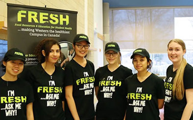 Fresh encourages food literacy on Western campus