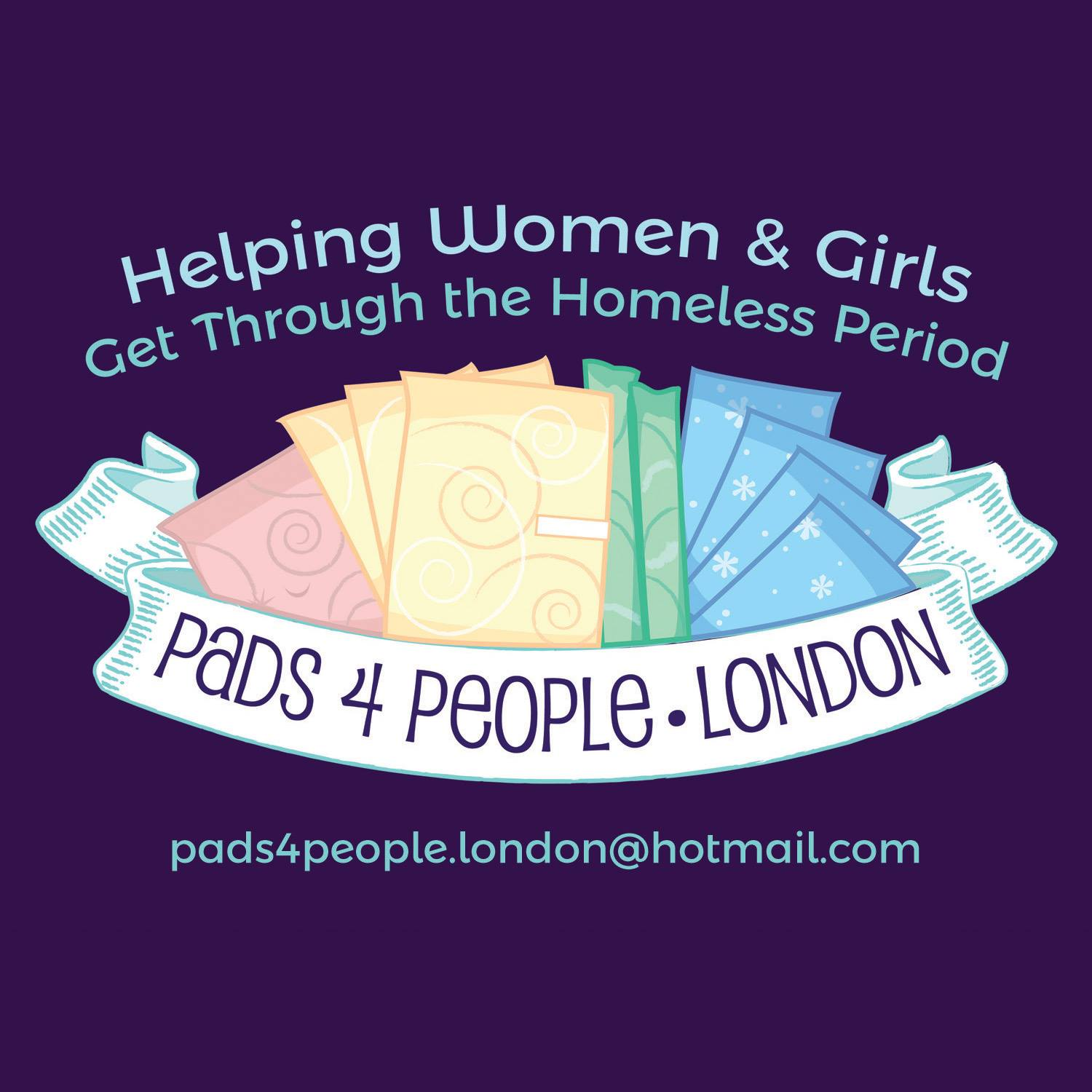 That time of the month is now: Pads 4 People