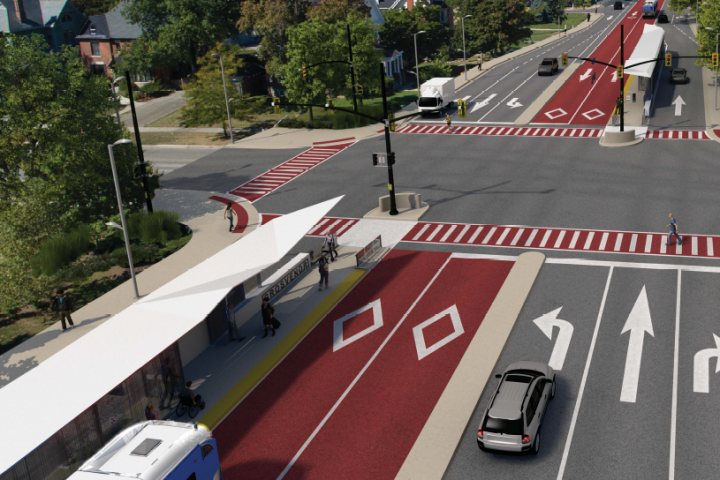 London receives $204 million in federal transit infrastructure funding