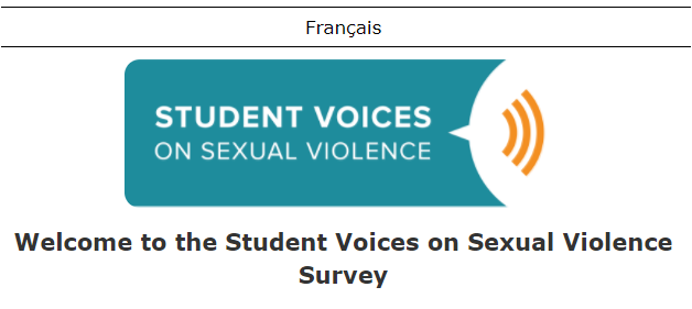 Sexual violence survey to initiate changes in post-secondary institutions