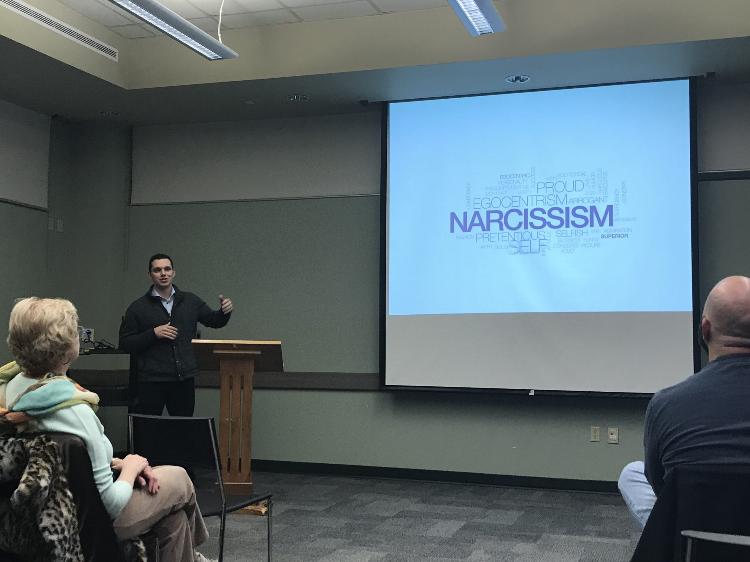 Narcissism in Workplace