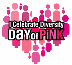 Day of Pink: Celebrating diversity