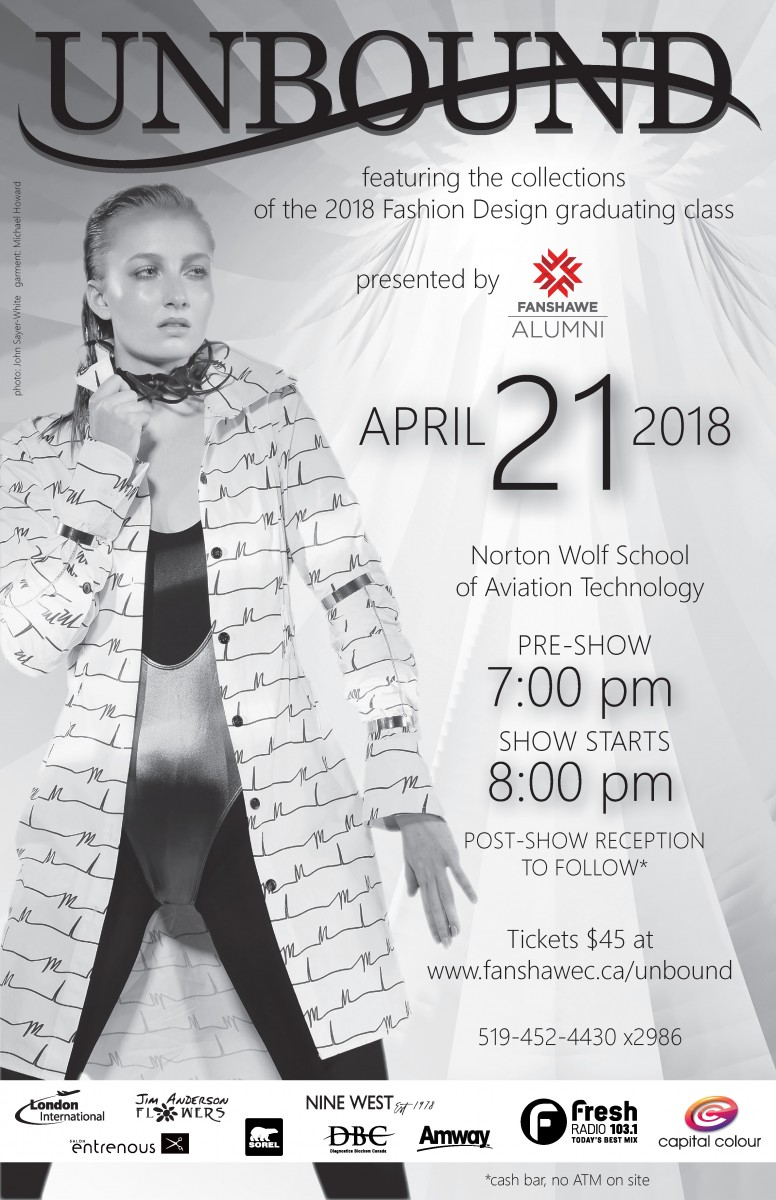 Unbound fashion show preview