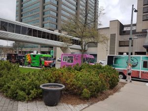 London food trucks help young business owners