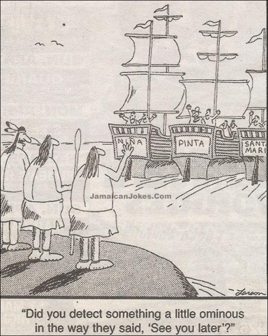 Columbus Day...Psh...
