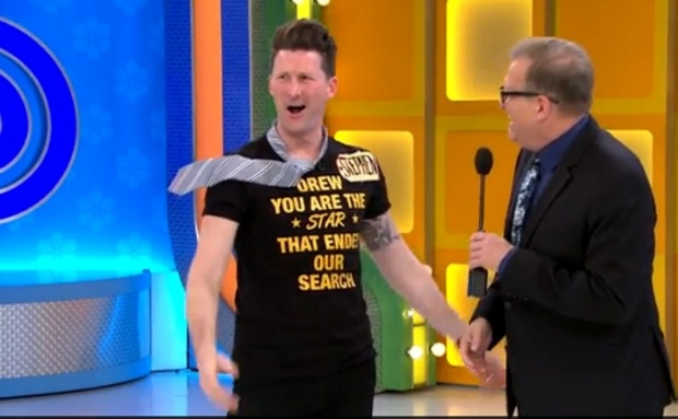 Anberlin Vocalist Stephen Christian of Nashville goes on 'The Price Is Right'!
