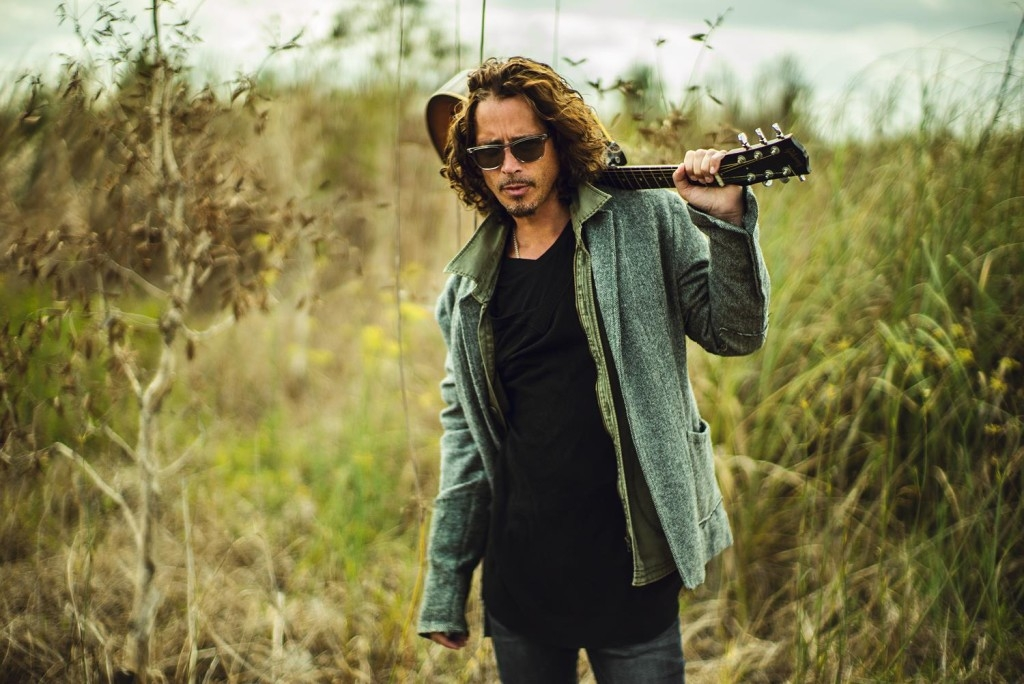 Chris Cornell set to release New Solo Album