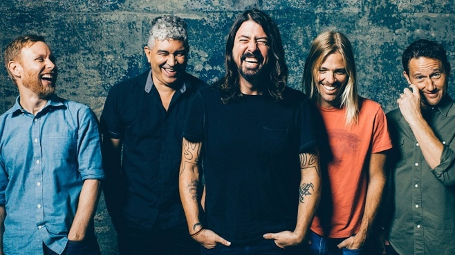 The Foos Are Back in Action!