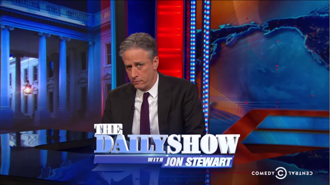 5@5: Saying Goodbye To Jon Stewart