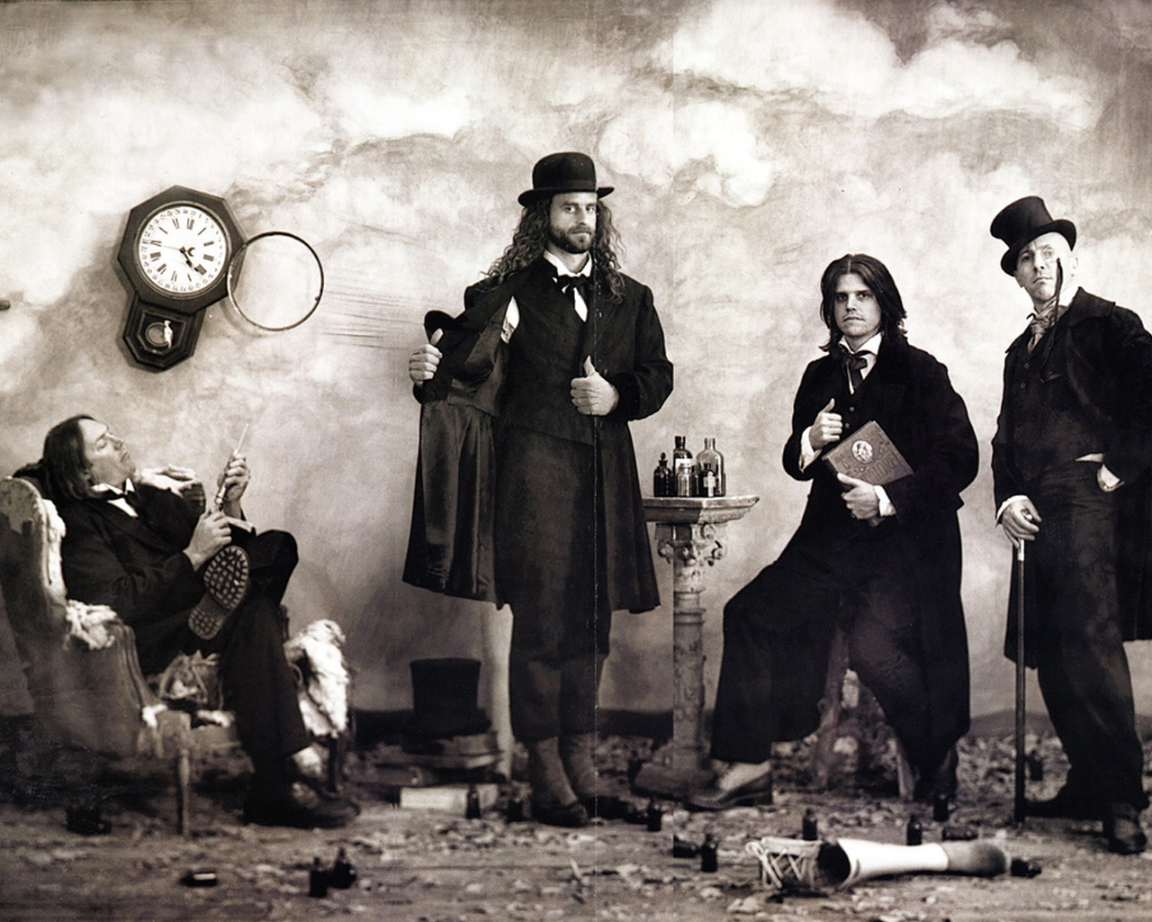 "Tool Bassist Says New Album is ""90 Percent There"""