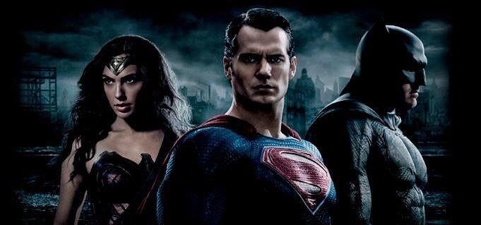 Superman vs Batman Movie Trailer