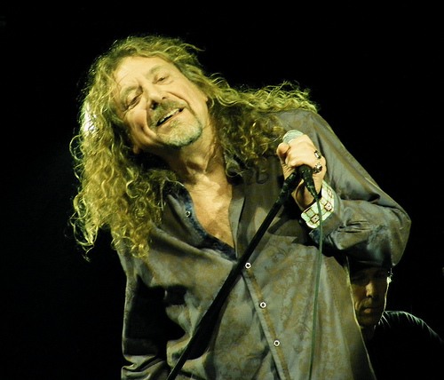 What's Robert Plant Trying to Tell Us?
