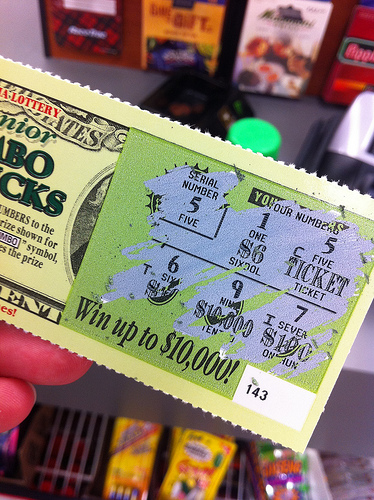 5@5: Luckiest Teen Ever Wins Lottery Twice in One Week