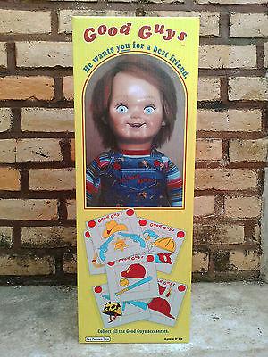 Chucky's baaaack!