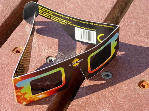 Make Sure Your Eclipse Glasses are Legit!