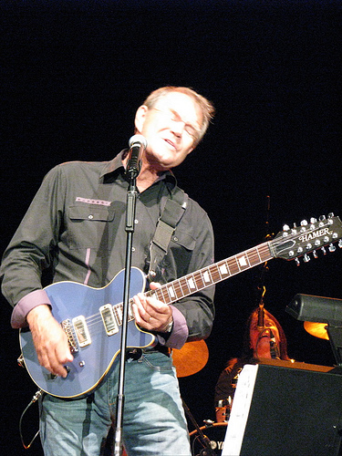 Most People Have No Idea That Glen Campbell Was A Rocker