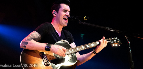 New Album/Tour From Theory of a Deadman