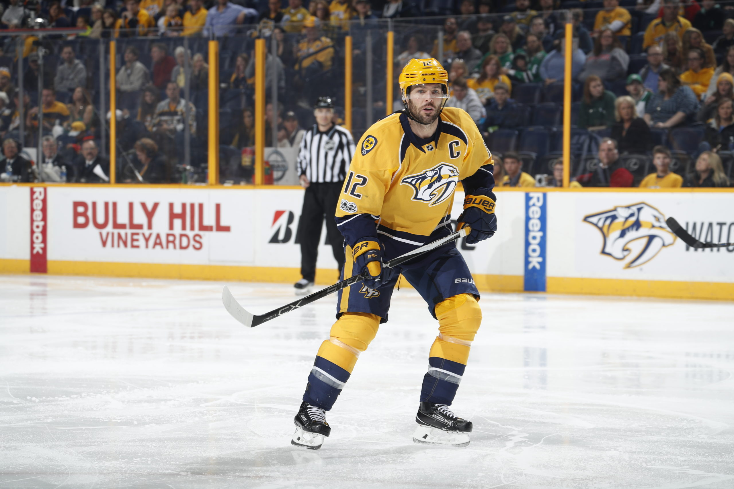 Mike Fisher Comes Out of Retirement!