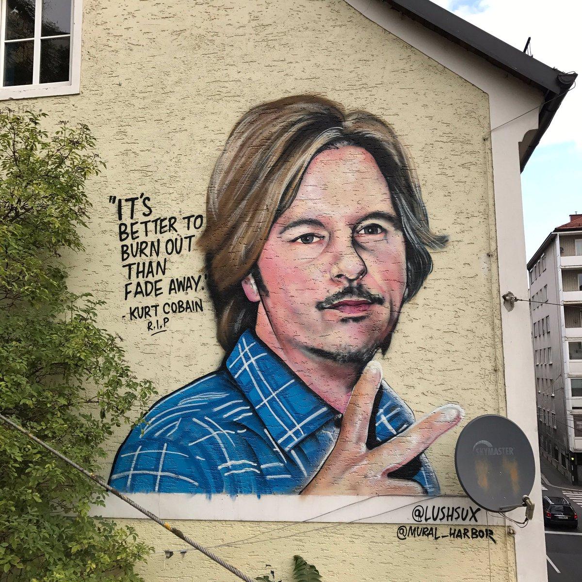 Ever confused David Spade for Kurt Cobain?