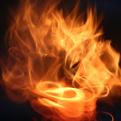 Bills Fan Sets Himself On Fire On Purpose