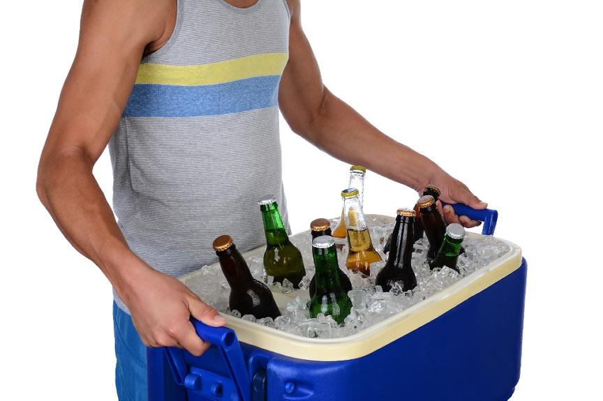 Hey Cooler, Gemme a Beer!