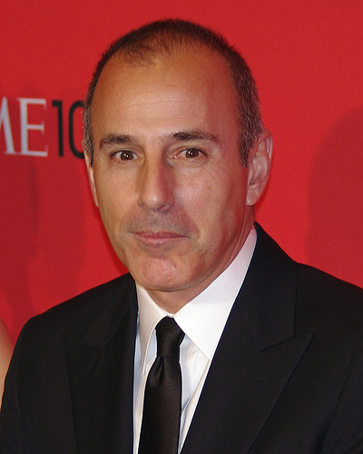 Matt Lauer Fired from 'Today' Show