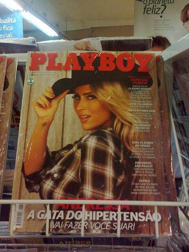 Bye Bye, Playboy?