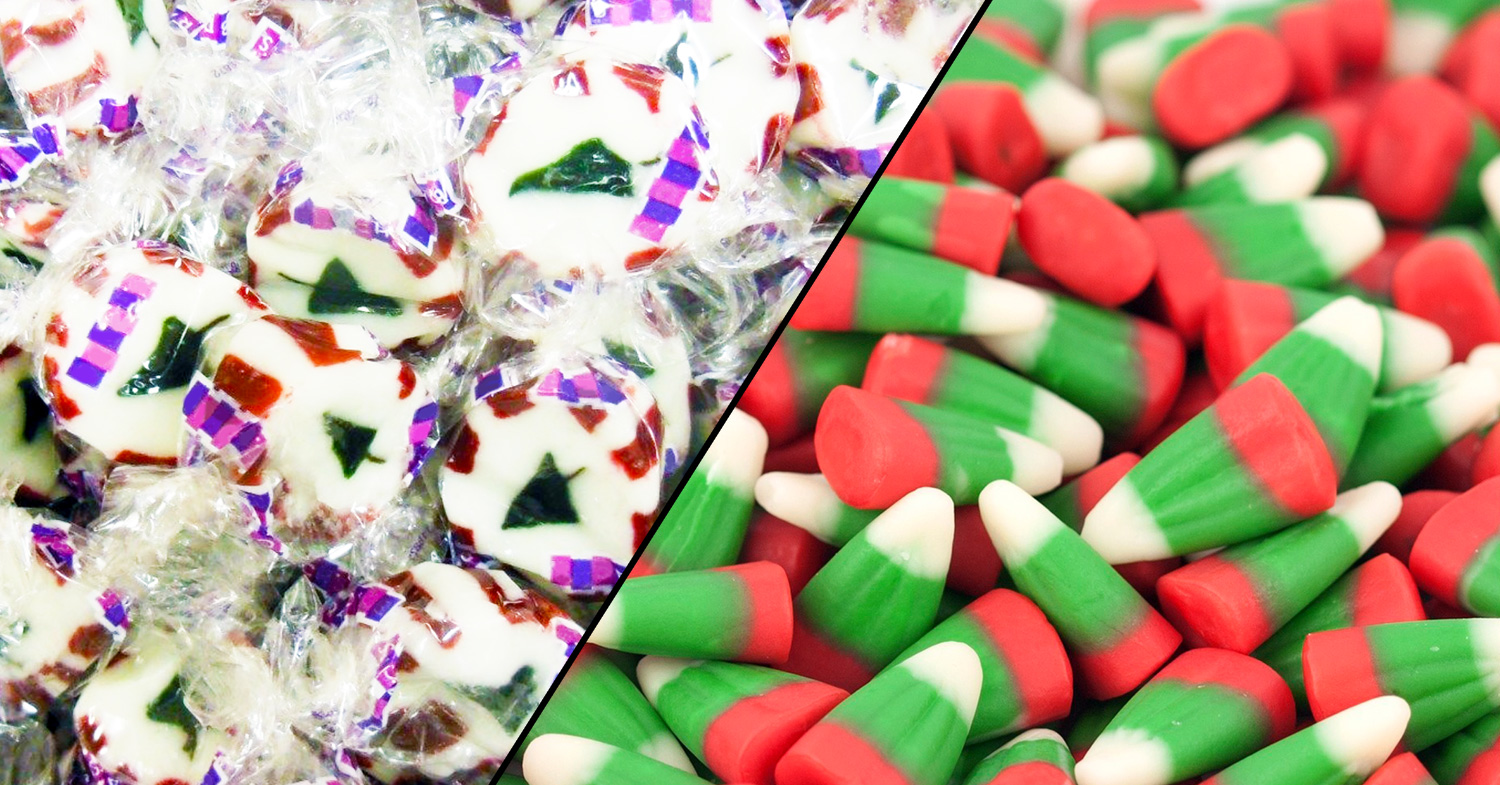 What do people think is the worst Christmas candy?