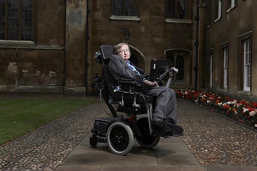Rockers React to Stephen Hawking's Passing