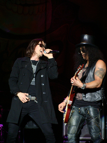 New Album On The Way From Slash Featuring Myles Kennedy And The Conspirators