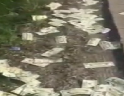 Brinks Truck Spills $600,000 On I 70; Police Ask People To Return Money They Picked Up