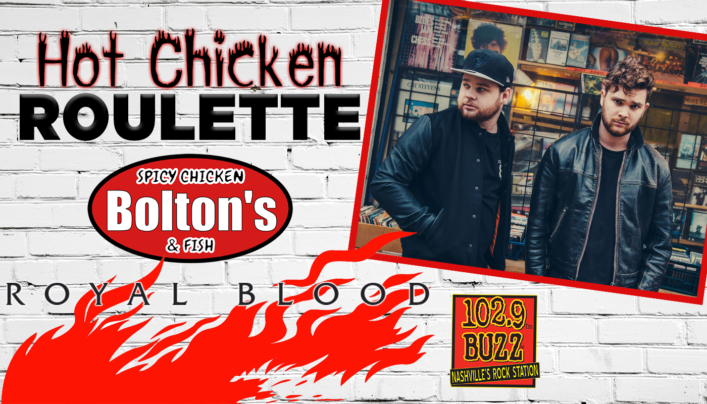 Feature: http://www.1029thebuzz.com/hotchicken-roulette/
