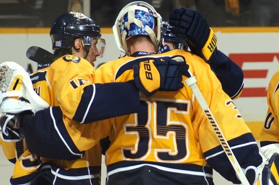 Could the Preds be a Stanley Cup Favorite?
