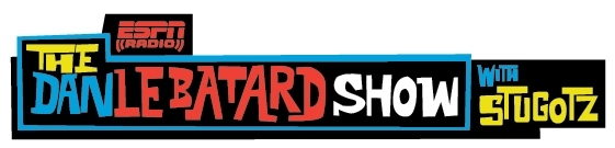 The Dan Le Batard Show - ESPN Radio - Color - Horizontal