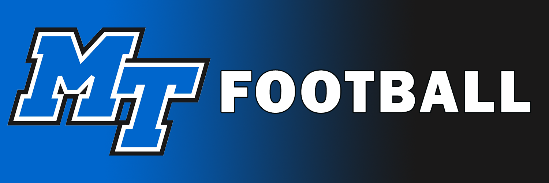 MTSU FOOTBALL HEADER