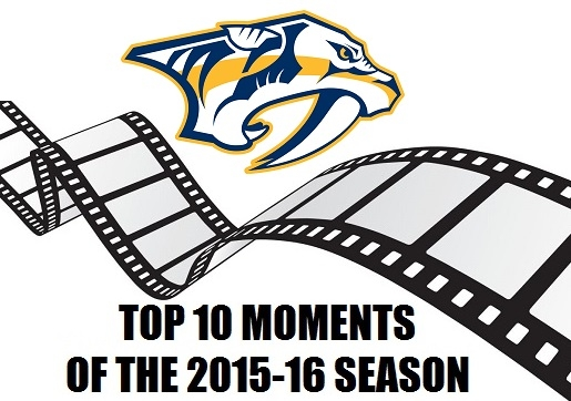 Top 10 Moments of the 2015-16 Season: #5
