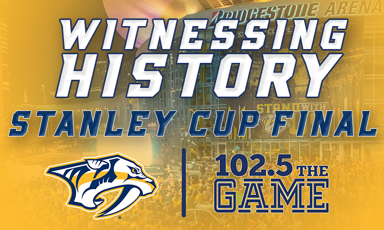 Witnessing History: Stanley Cup Final vs. Pittsburgh